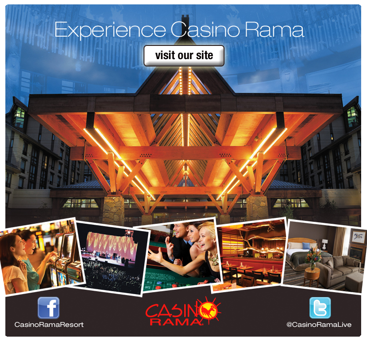 Casino Rama Location