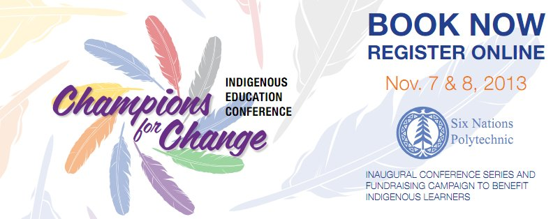 Champions for Change Indigenous Education Conference