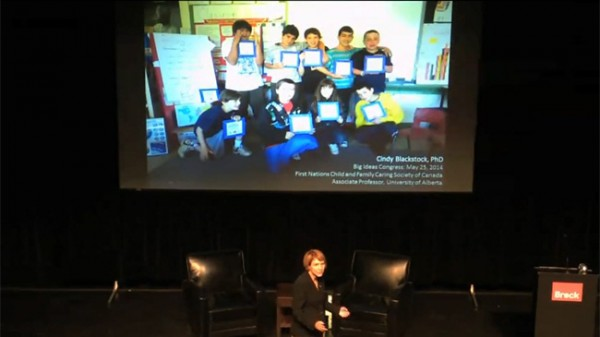 Big Thinking Congress 2014 Cindy Blackstock