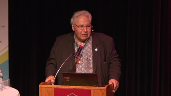 Big Thinking - Justice Sinclair - What do we do about the legacy of Indian residential schools-
