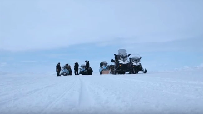 Inuit - a Never Before Seen Film - Action Cam - Sony