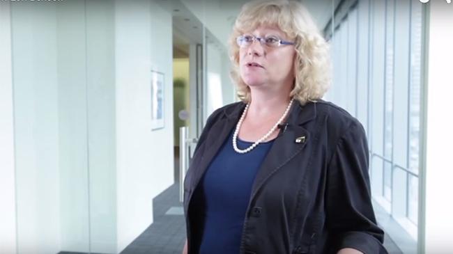 CAMSC Interview Lori Benson