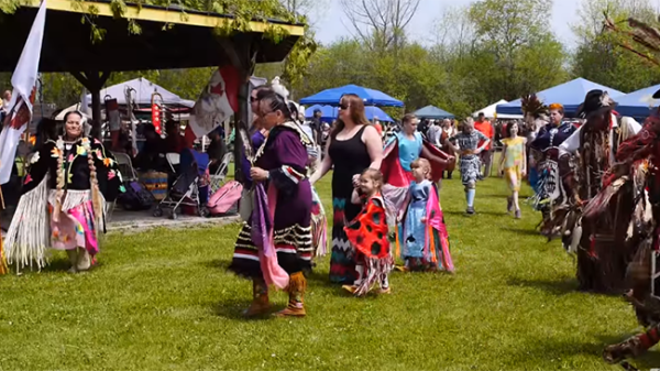 Hiawatha First Nation 22nd Annual Traditional Pow Wow