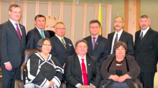 Nunavut creation benefits