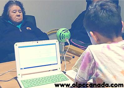 OLPC Canada Celebrating Indigenous Voices on World Radio Day 2