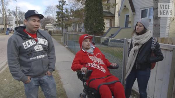 Warriors Off The Res: Aboriginal Gangs in Winnipeg