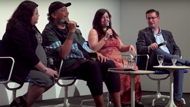 Conversations | Museum Talk | Diversifying Collections – Indigenous Art - NationTalk